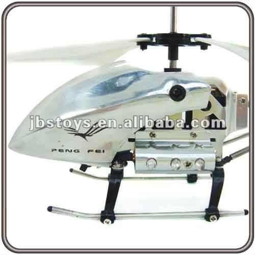 3.5 Channel Gyro Alpha Alloy Volitation Rc Helicopter Toy