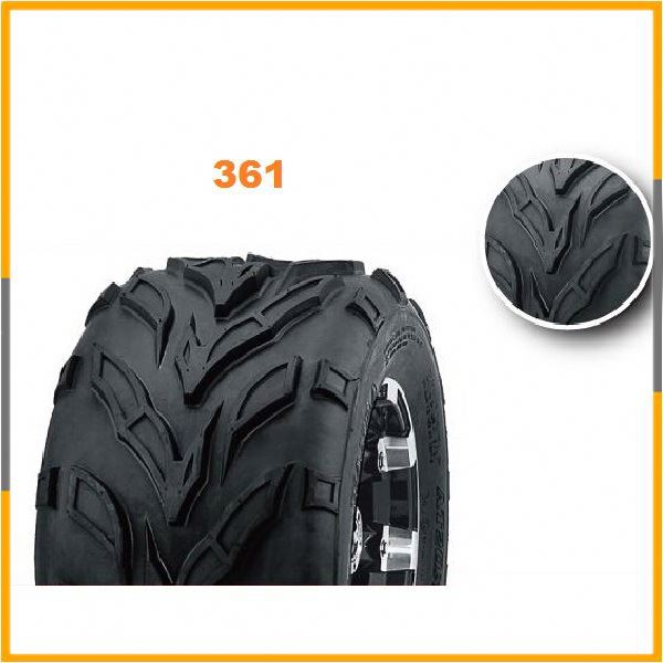 High quality new arrival big atv tire