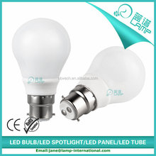 On sale 360degree angle P55 7W led globe lamp Ceramic B22 led light bulb warm white