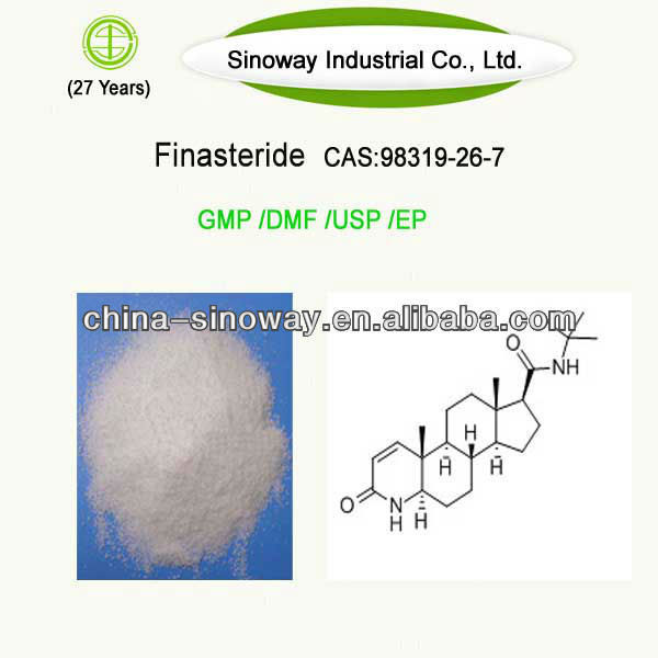 GMP certified Finasteride manufacturer