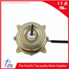 Steel cover 96 220v 65W 50/60hz 6 pole 700-900rpm 8mm ac electric air conditioner motor YDK-65-6