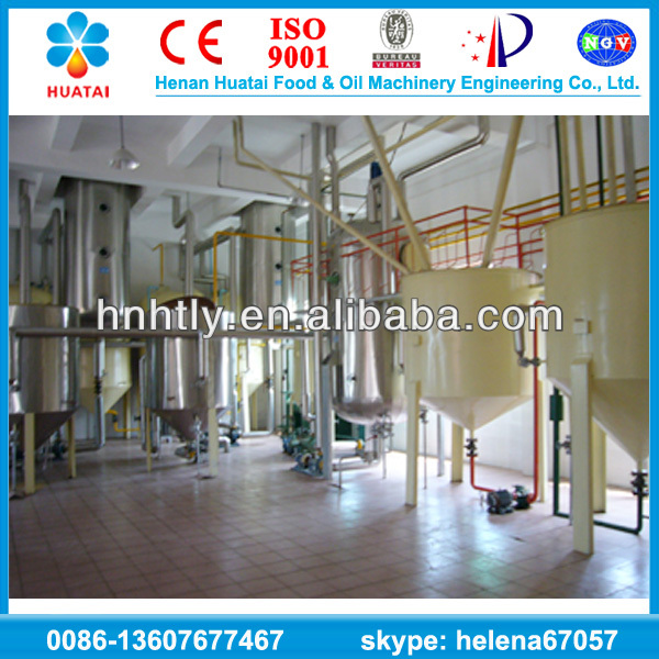 China leading technology coconut oil refining machine