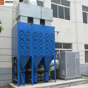 High Efficiency Industrial Bag Filter Dust Collector