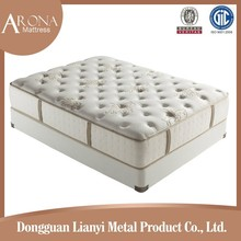 Deluxe Quality pocket spring 5 zone orthopedic mattress,chinese sleepwell mattress