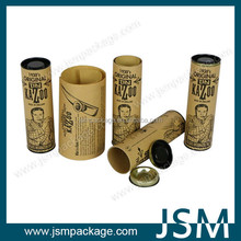 2017 Top Selling Products Kraft Paper Tube,Paper Tube Packaging