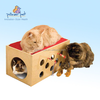 cat toy , pet furniture Bootsie's Bunk Bed and Playroom