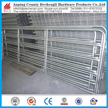 galvanized Cattle/Sheep corral panels