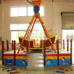 Newly design high quality cheapest kids outdoor play equipment viking model ships