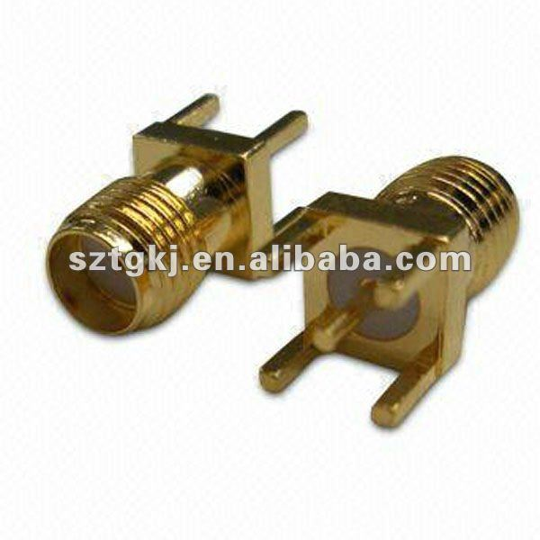 Factory supply various stype coaxial cable rf connector