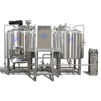 5bbl Microbrewery Equipment For Sale Mini
