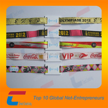 custom Fabric NFC wristband for ID identification 2015