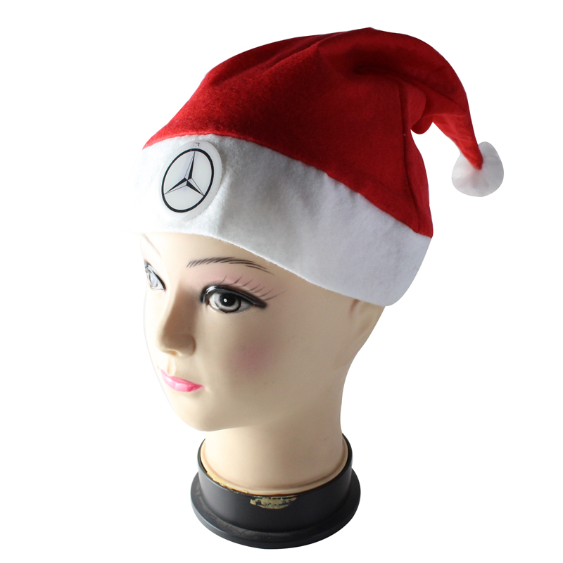 Wholesale funny unique led Christmas hats