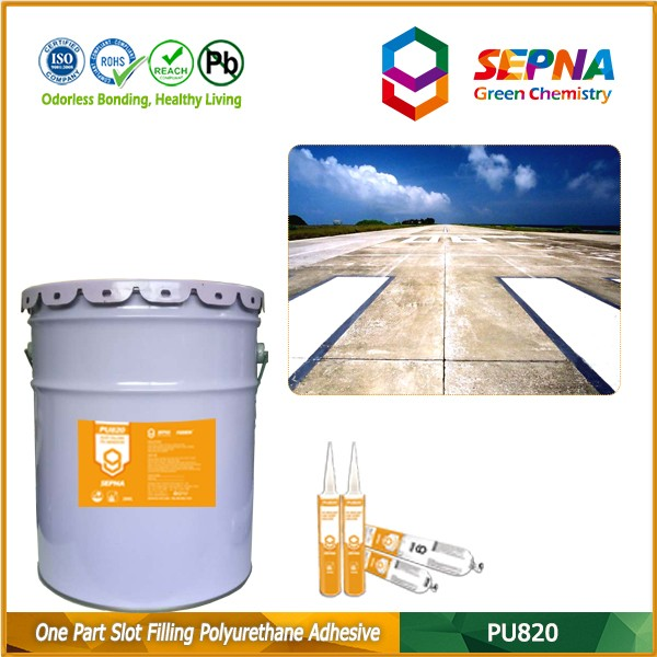 joint protection and crack repair gap adhesive sealant road construction material