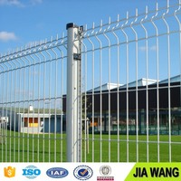 HOT Product High Quality 3x3 galvanized Welded wire mesh Fence / 3d panels/ Security Fencing With CE