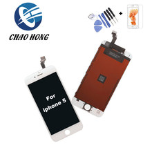 Premium Quality lcd touch screen digitizer assembly for iphone 5 touchscreen