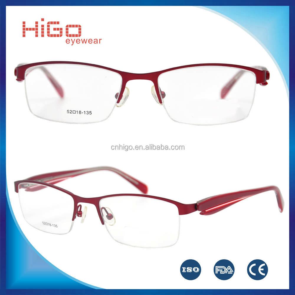 Hot products to sell online stainless steel metal optical frame spectacle new style photo frames