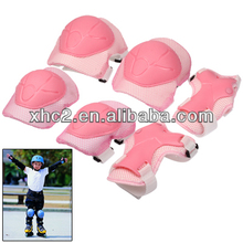 Hot selling 6-in-1 Knee & Elbow & Wrist Pads Protective Gear for children