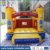 Factory price 2016 popular castle inflatable , inflatable air castle for kids and adults