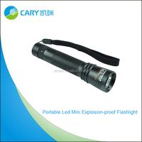 newly design 3W portable led explosion proof flashlight