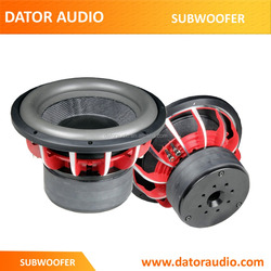 high power 15 inch speaker subwoofer, car speaker woofer