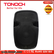 TONOCH Professional speaker subwoofer with dj lighting high power amplifiers
