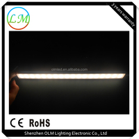 ip54 dustproof led lighting bar with dc connector 300mm easy to install