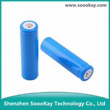 Wholesale True Capacity Sokay IMR18650 2000mAh Li Ion Rechargeable 18650 Battery