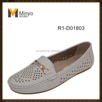 Minyo 2017 attractive designs causal woman shoes