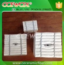 CCEWOOL Best CE ceramic fiber module with anchor from China