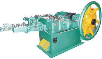 U shape Nail Making Machine