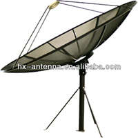 fast deliery and high quality c band 180cm mesh satellite dish antenna