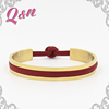 Hot sales Personalized elastic Hair Tie Bracelet Cuff Bangle