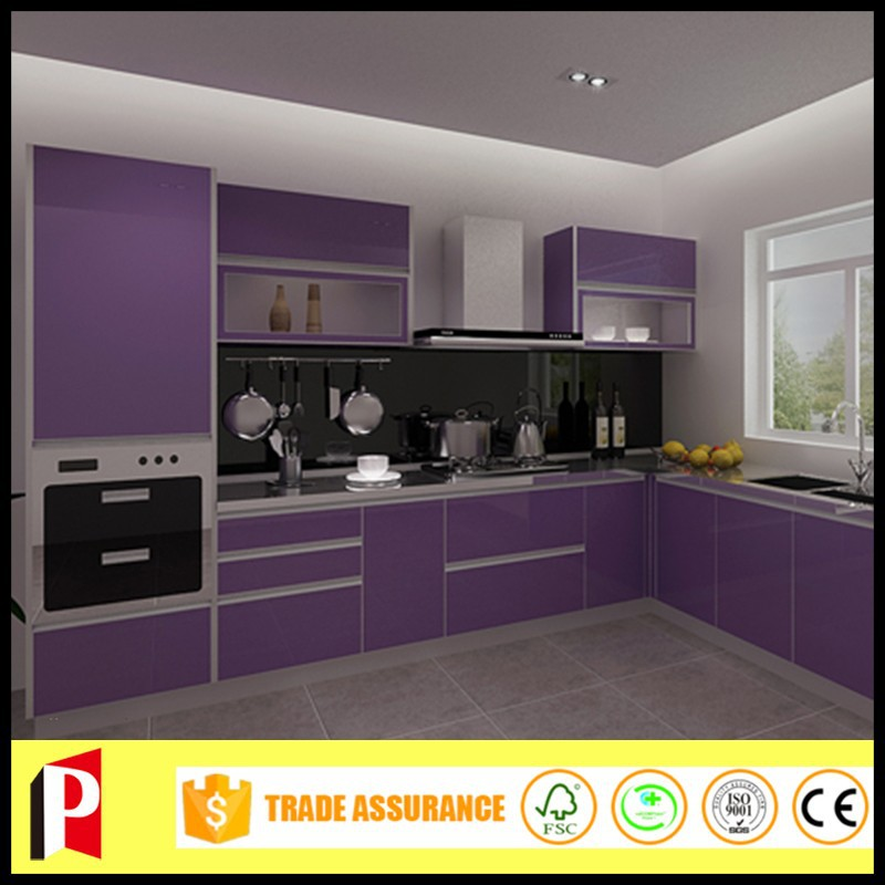 Waterproof restaurant kitchen cabinet
