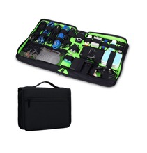 1TL0026 Travel Electrical Accessories Laptop Anti-shock Water Proof Computer Tool Bag