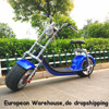 European Warehouse Fast shipping free tax electric motorcycle 2000W 60V 20AH.