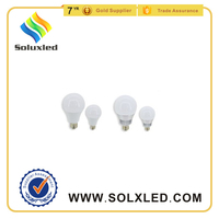 7w dimmable led bulb skd zhong shan china manufacturer
