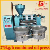 agricultural machinery jatropha oil mill in oil production line