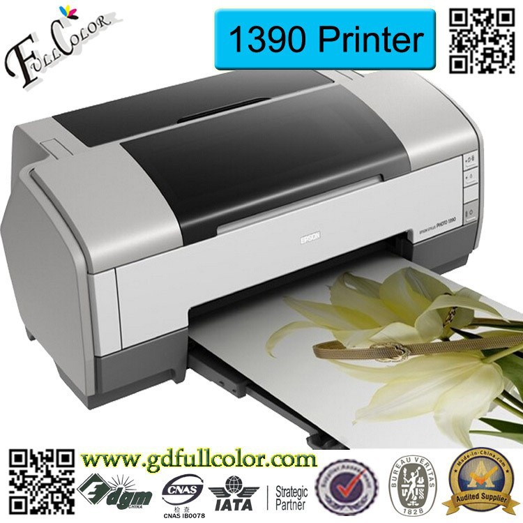 Wholesale Price Hot Sell A3 Stylus Photo 1390 Eco Solvent Printer