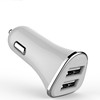 Electronic Products 5V 3.1A Portable Mobile Phone Dual USB Car Charger