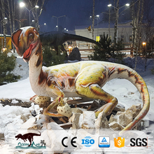 OA2253 Outdoor Fiberglass dinosaur statue for sale