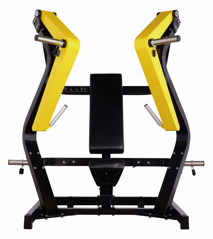 Body Strong Plate Loaded Wide Chest Press Machine