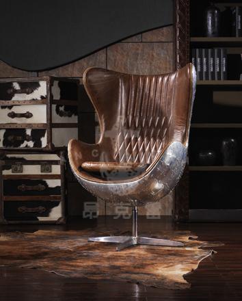 Attirant Model: Aviator Egg Chair,aluminum Egg Chair K616