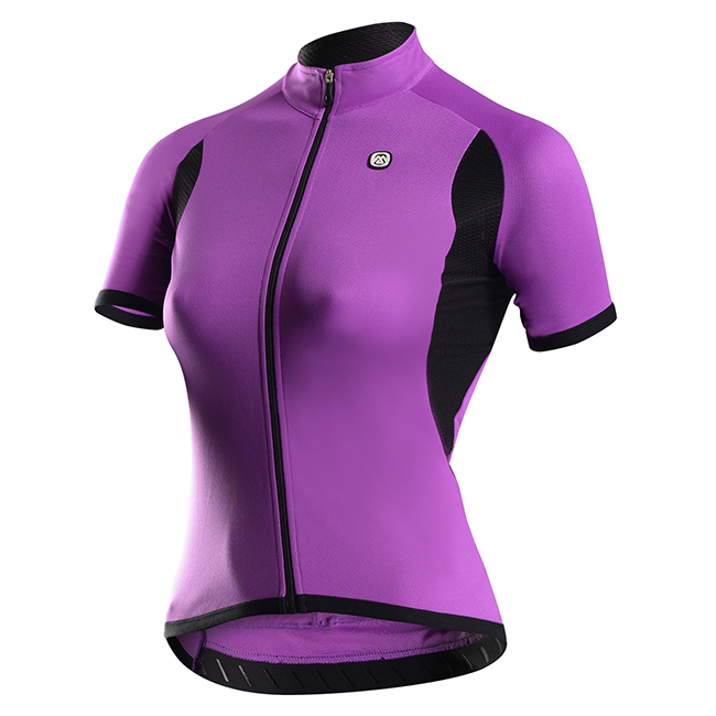 Monton Wholesale Cycling Jersey Cycling Top Short Sleeve Full Zip