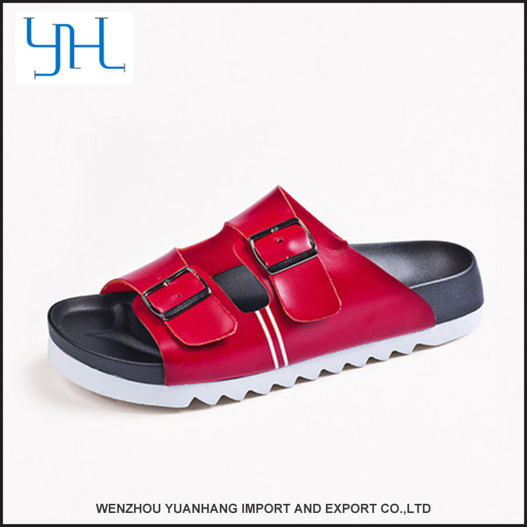 Used Shoes In New York Mens Leather Slippers And Sandals