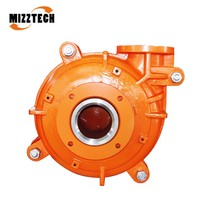 MIZZTECH High Quality Centrifugal Solid Slurry Pump for Gold Mining