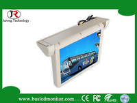 China cheap 17 inch led roof mounted 1080p 24v bus coach lcd monitor