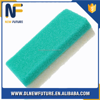 The sponge material Professional manicure tools Nursing polishing Pumice Stones