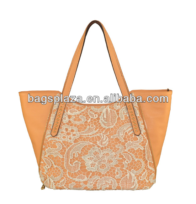 Made in china factory fashion designer wholesale lady handbags manufacturers cc40-093