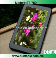 Hotselling cheap tablet pc 7 inch VIA8850 with full functions and stable quality