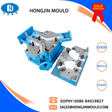 China plastic injection mould Plastic elbow 45 degree pipe and fitting mould